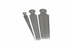 Stainless Steel Bore Measuring Gauges x 3, Metric & Imperial Sizes, 1-16mm, 15-30mm, 30-45mm. M9286